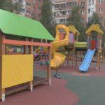 В любом дворе необходима детская площадка